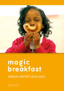 Magic Breakfast annual report